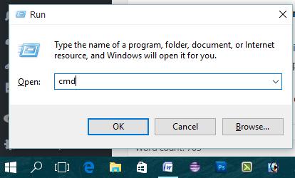Create Wi-Fi Hotspot in Windows 10 using Command Prompt 3