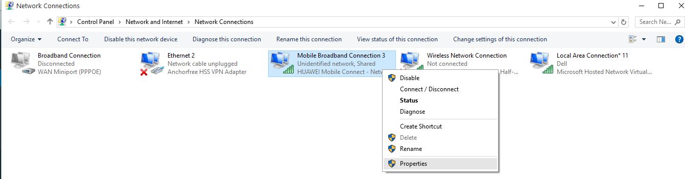 Create Wi-Fi Hotspot in Windows 10 using Command Prompt 6
