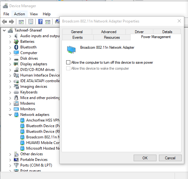 how to fix driver power state failure windows 8