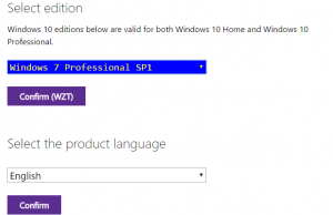 download All Windows Edition ISO Directly from Microsoft