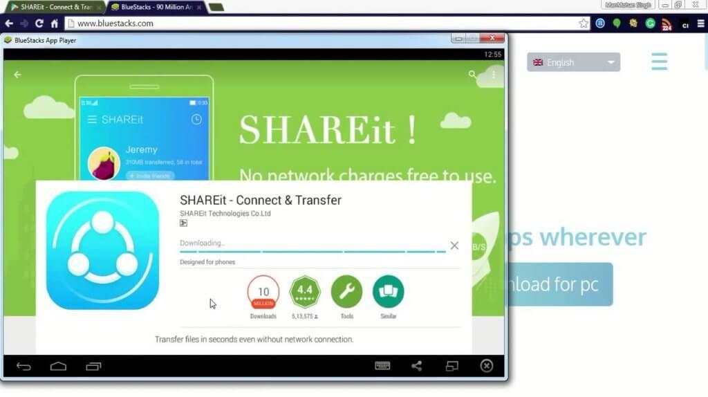 SHAREit-for-pc