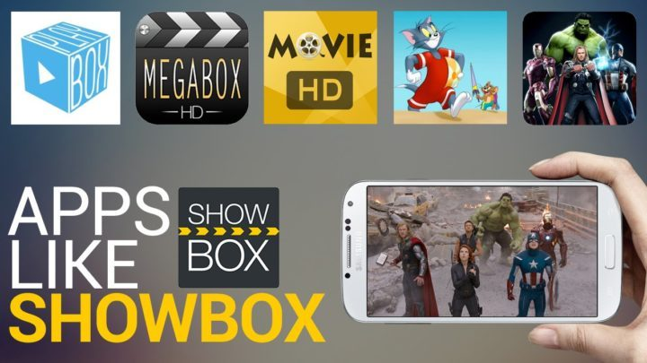 Apps Like Showbox techxoom