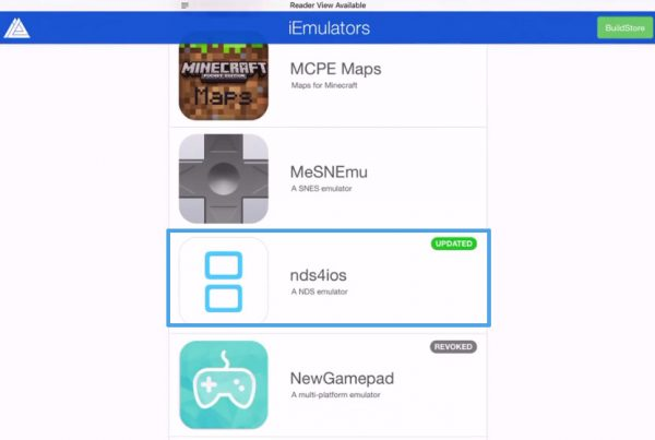 NDS4iOS iOS Emulator Download iOS and Install for iPhone ...