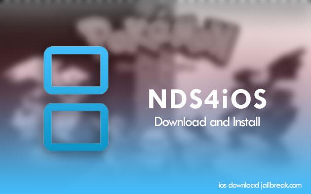 NDS4iOS-iOS
