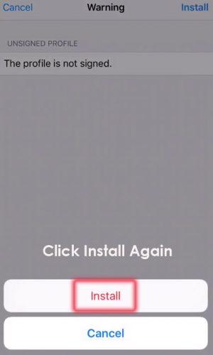 Download and Install iOSEmus Emulator on iOS 11 - No Jailbreak