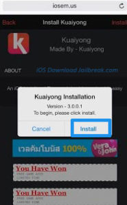 install-kuaiyong-english