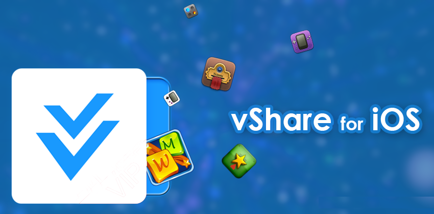Download and Install vShare on iOS 11 / 10 Without Jailbreak