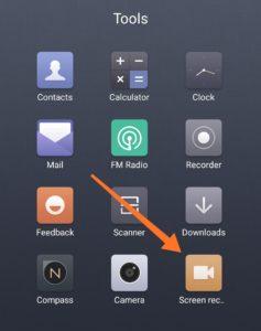 Xiaomi-Screen-Recorder